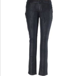 Mossimo Mid Rise Denim Jegging 12 31 NWT